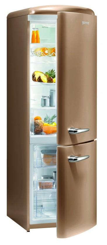 Kombinovaná lednička Gorenje RK 60359 OCO ROZBALENO