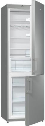 Kombinovaná lednička Gorenje RK 6192 AX OBAL POŠKOZENÝ