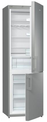 Kombinovaná lednička Gorenje RK 6192 AX VADA VZHLEDU, ODĚRKY