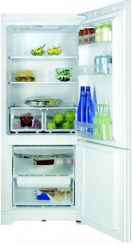 Kombinovaná lednička INDESIT BIAA 10P