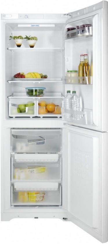 Kombinovaná lednička Indesit BIAA 12