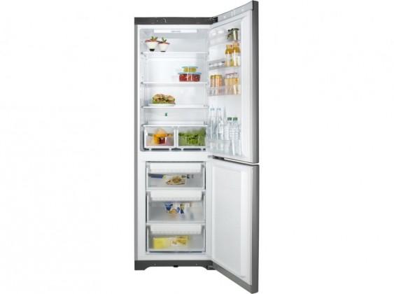 Kombinovaná lednička Indesit BIAA13X