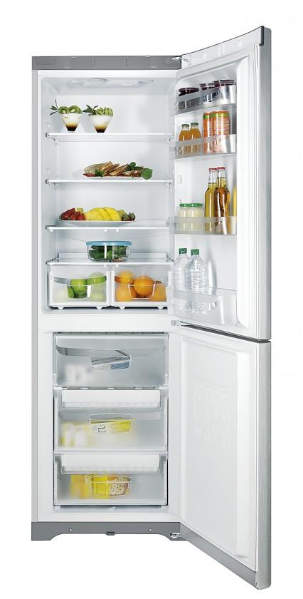 Kombinovaná lednička INDESIT BIAAA13PX
