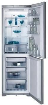 Kombinovaná lednička Indesit BIAAA13X