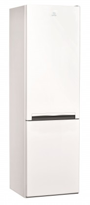 Kombinovaná lednička Indesit  LI7 S1 W VADA VZHLEDU, ODĚRKY