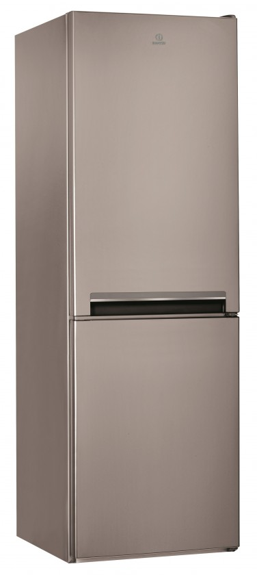 Kombinovaná lednička Indesit  LI7 S1 X
