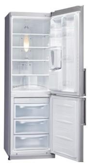 Kombinovaná lednička LG GCF399BLQW