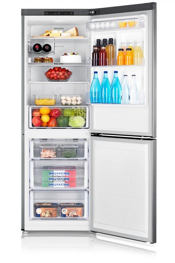 Kombinovaná lednička Samsung RB 31FSRNDSAEF