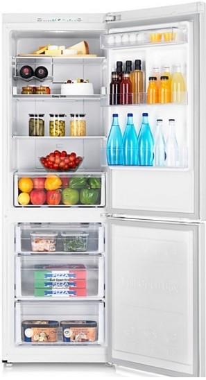 Kombinovaná lednička Samsung RB 31FSRNDWW