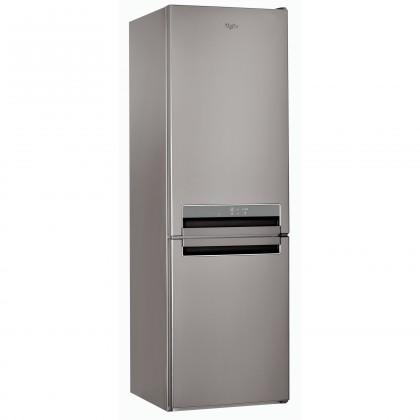 Kombinovaná lednička Whirlpool BSNF 8452 OX VADA VZHLEDU, ODĚRKY