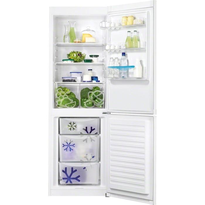 Kombinovaná lednička Zanussi ZRB 36101 WA