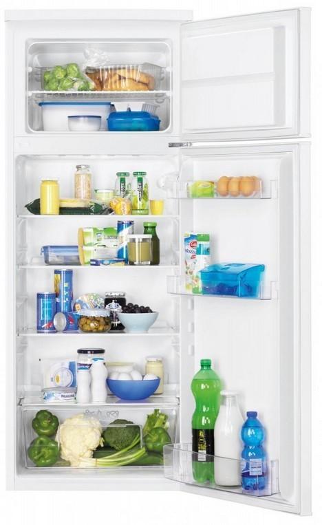 Kombinovaná lednička Zanussi ZRT 23102 WA