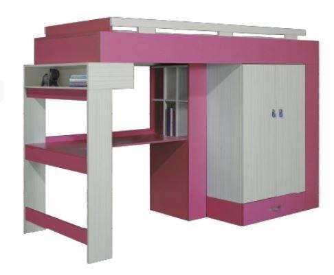 Komi KM 15 (Růžová)