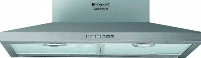Komínový odsavač par Hotpoint HHE 60 F IX