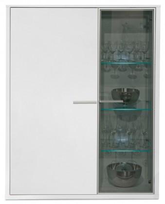 Komoda Game - komoda, 103 cm (bílá/bílá)