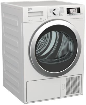 Kondenzační sušička prádla Beko EDE8635RXO,8 kg, A+++