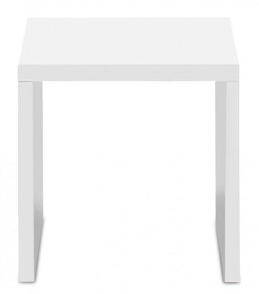 Konfereční stolek - dřevěný Cool - Konferenční stolek 327234 (bílá)