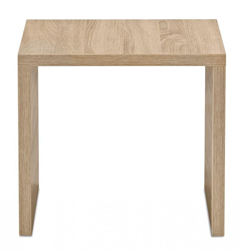 Konfereční stolek - dřevěný Cool - Konferenční stolek (dub HN)