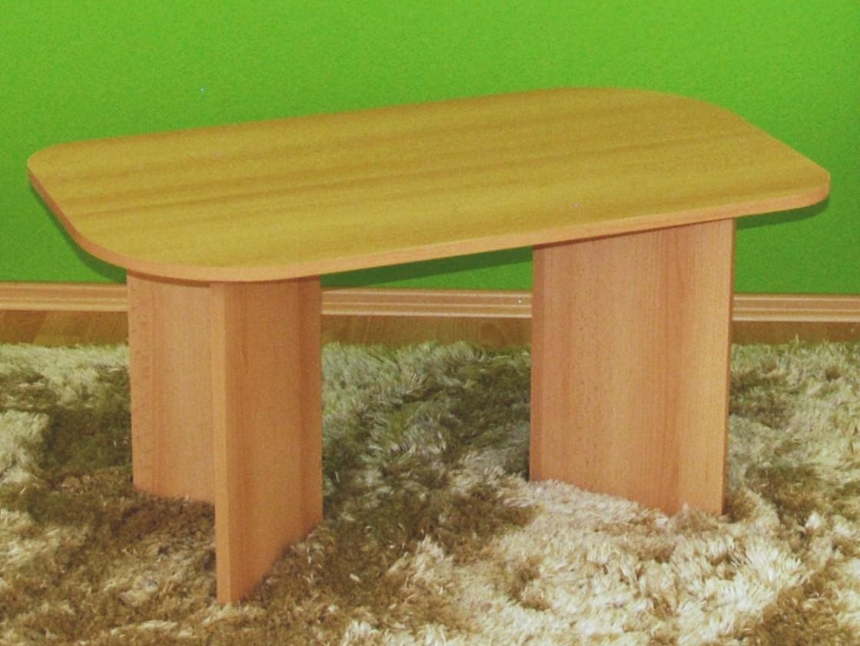 Konfereční stolek - dřevěný Dino (Buk 045)