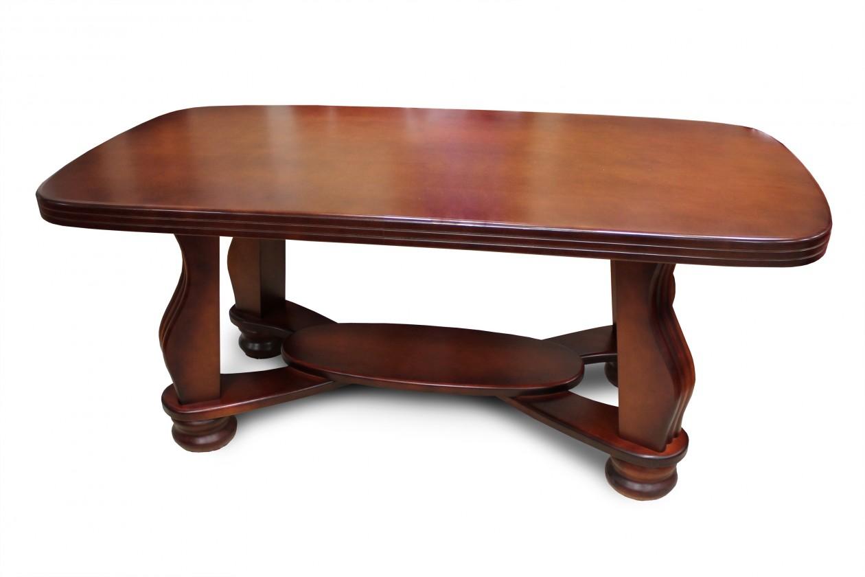 Konfereční stolek - dřevěný Diplomat II