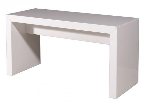 Konfereční stolek - dřevěný GW-Fino - Lavička (bílá)
