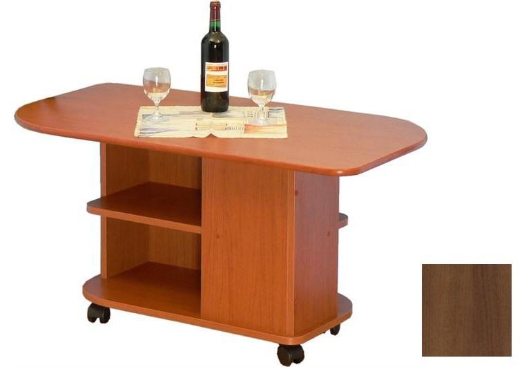 Konfereční stolek - dřevěný K 53 (Ořech)