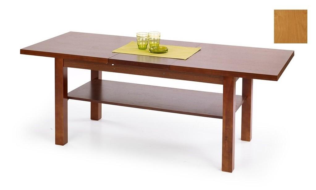 Konfereční stolek - dřevěný Kendra(olše)