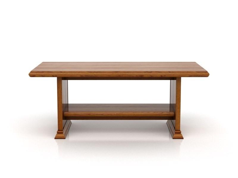 Konfereční stolek - dřevěný Kent ELAW 130 (kaštan)