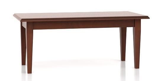 Konfereční stolek - dřevěný Kentaki LAW (třešeň primavera)
