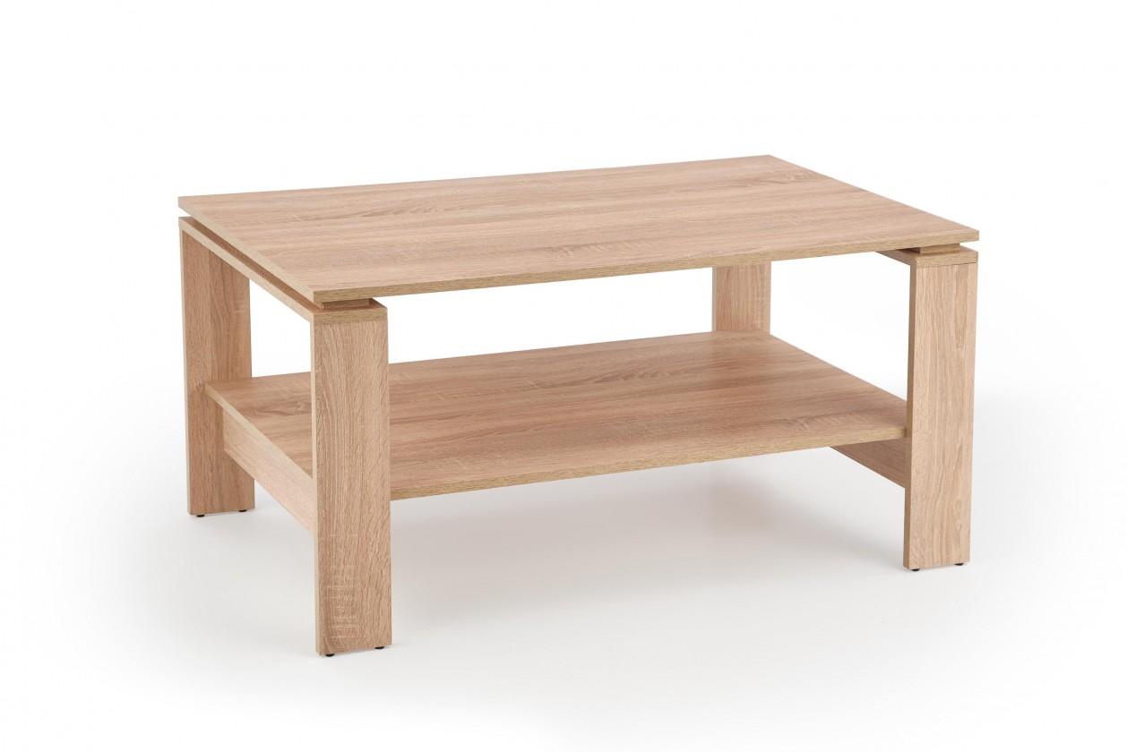Konfereční stolek - dřevěný Konferenční stolek Andrea (sonoma)