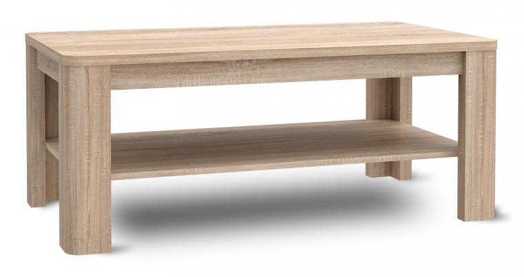 Konfereční stolek - dřevěný Konferenční stolek Fado (dub sonoma)