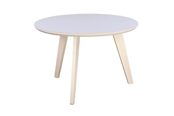 Konfereční stolek - dřevěný Konferenční stolek Kaszuby (bílý)