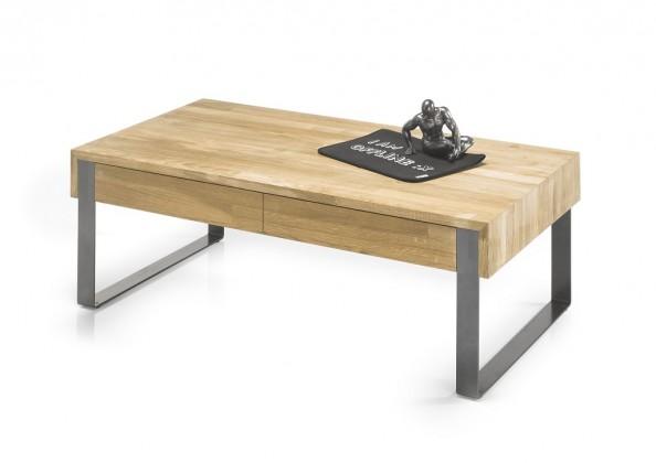 Konfereční stolek - dřevěný Konferenční stolek Palge (hnědá)