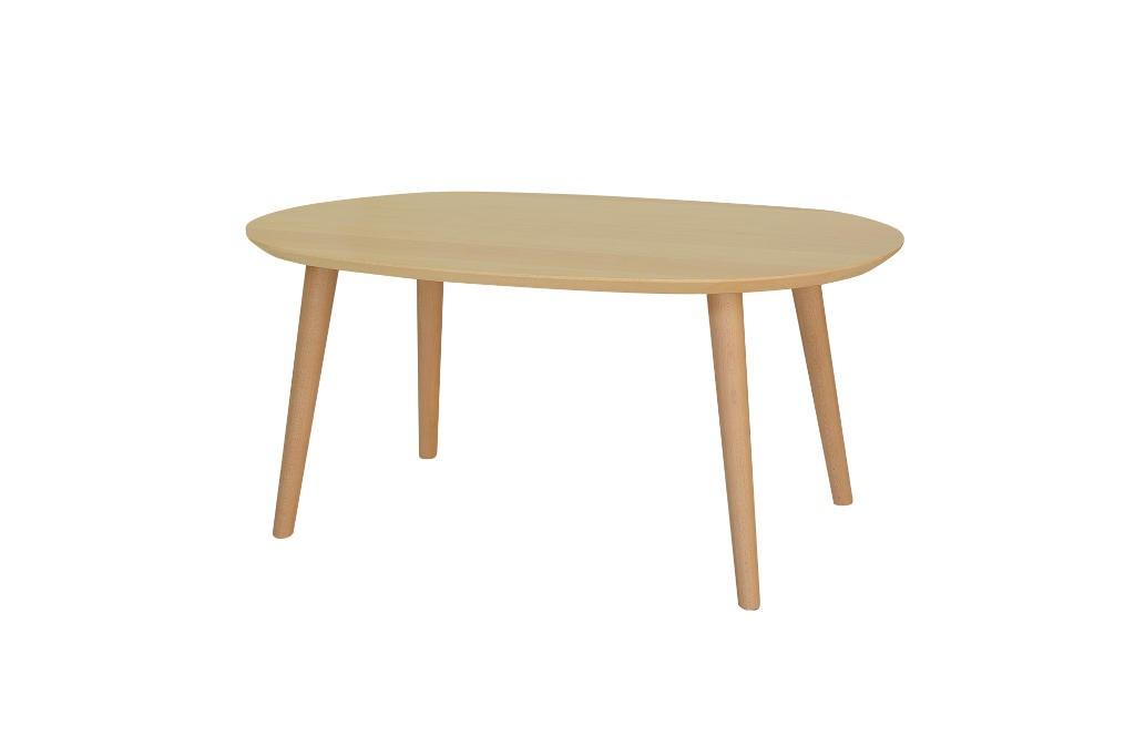 Konfereční stolek - dřevěný Konferenční stolek ST202003 buk