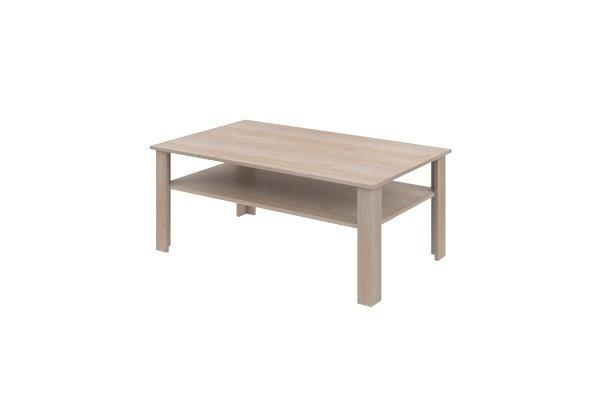 Konfereční stolek - dřevěný Lagau (Dub Richmond)