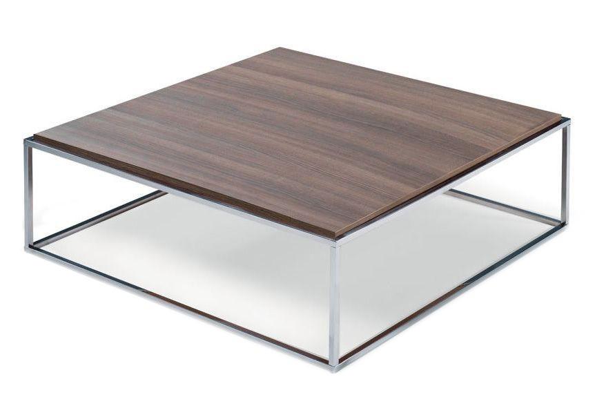 Konfereční stolek - dřevěný Lamina - Stolek nízký
