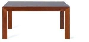 Konfereční stolek - dřevěný Largo Classic Law (Višeň vlašská)