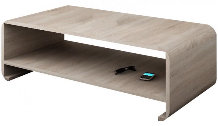 Konfereční stolek - dřevěný Link - Konferenční stolek (dub sonoma)