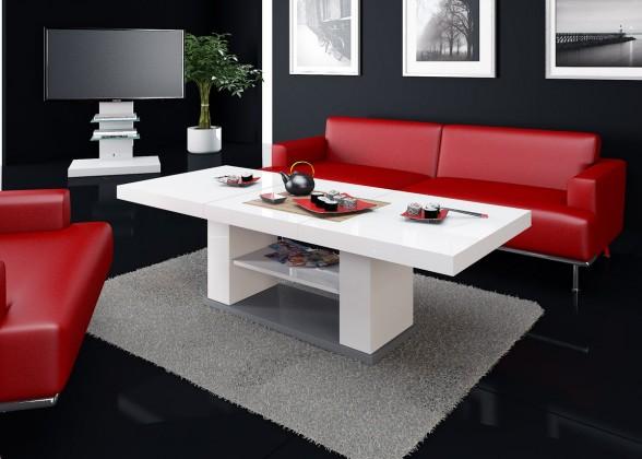 Konfereční stolek - dřevěný Matera 2 - konferenční stolek