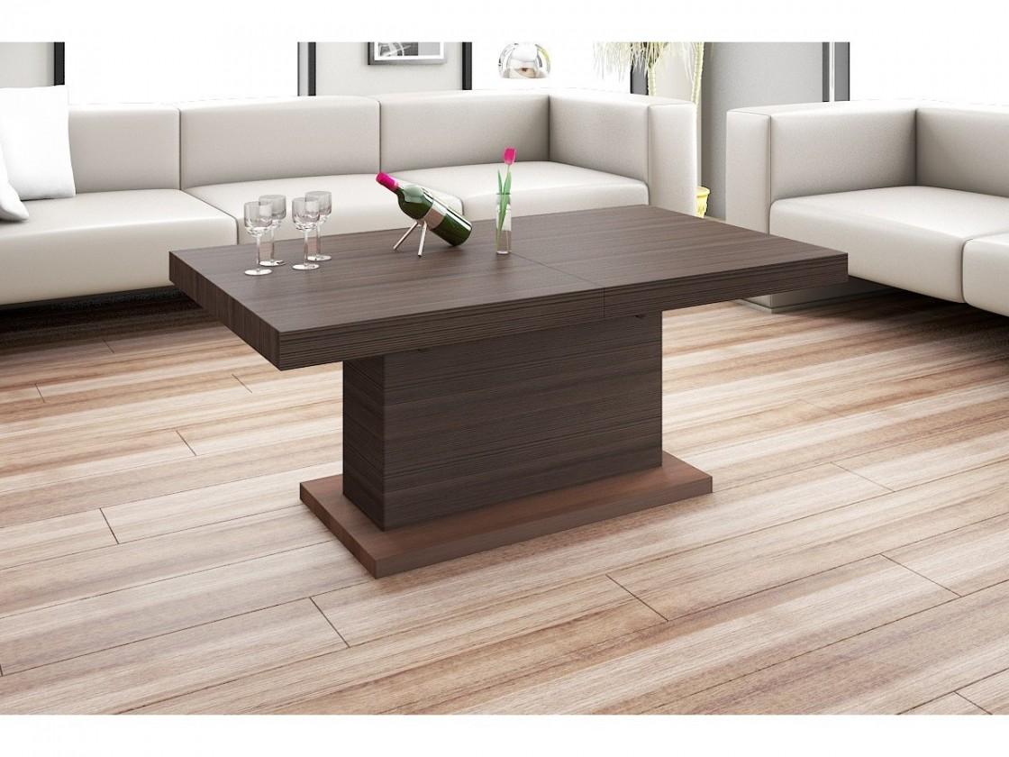 Konfereční stolek - dřevěný Matera Lux (avola braz+wenge)