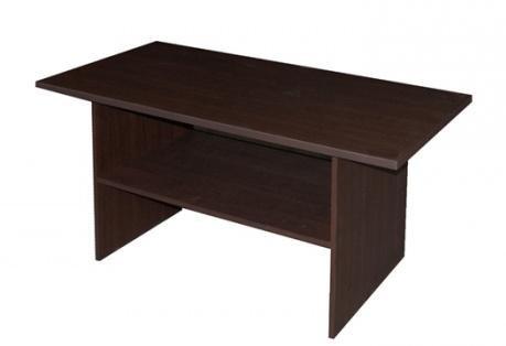 Konfereční stolek - dřevěný Oliver (Wenge)