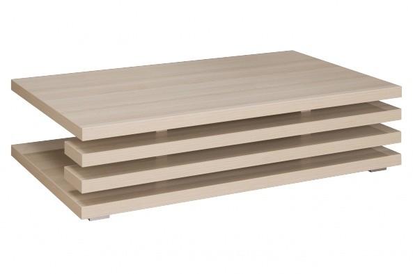 Konfereční stolek - dřevěný Rail (Jasan Coimbra/Jasan Coimbra)