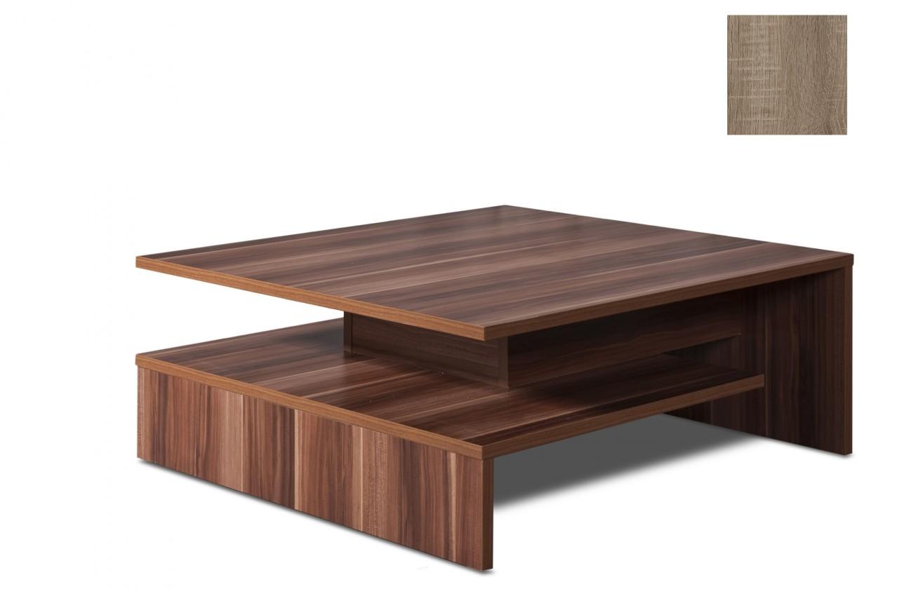 Konfereční stolek - dřevěný Selar III(dub truffel)