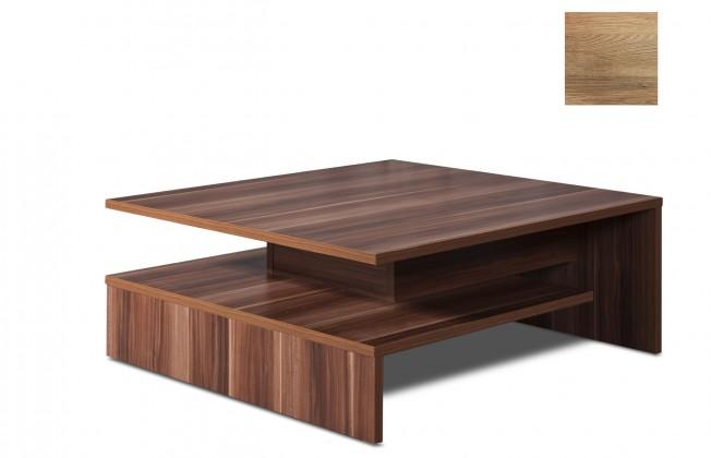 Konfereční stolek - dřevěný Selar III(san remo rustic )