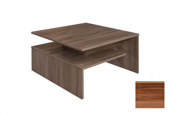Konfereční stolek - dřevěný Selar III (Švestka)