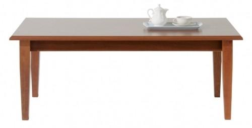 Konfereční stolek - dřevěný Stylius NLAW (Třešeň antická)