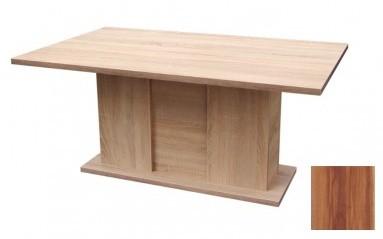 Konfereční stolek - dřevěný Teo Plus (Švestka)