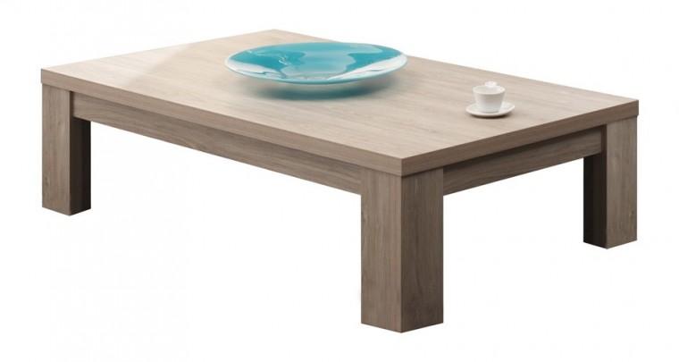 Konfereční stolek - dřevěný Tomba - Kávový stůl C076 (dub přírodní)