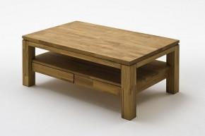 Konferenční stolek Alkor - 115x45x70 (dub, hnědá)