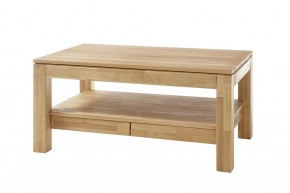 Konferenční stolek Alkor - 115x54x70 (buk, hnědá)